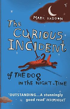 portada The Curious Incident of the dog in the Night-Time (libro en Inglés)