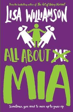 portada All About mia (libro en Inglés)