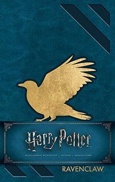 portada Harry Potter: Ravenclaw Hardcover Ruled Journal (libro en Inglés)