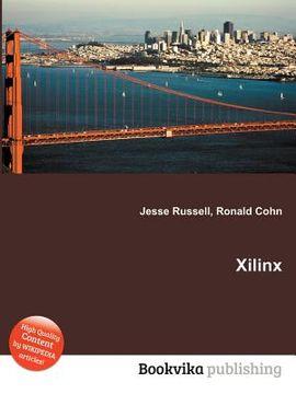 portada Xilinx (libro en Inglés)