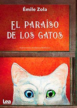 portada El Paraiso de los Gatos