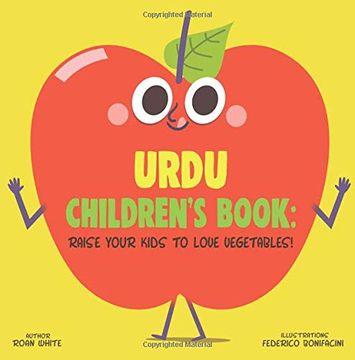 portada Urdu Children's Book: Raise Your Kids to Love Vegetables! (libro en inglés)