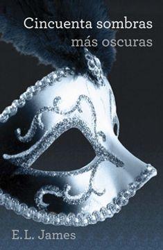 portada Cincuenta Sombras Más Oscuras (Libro 2)