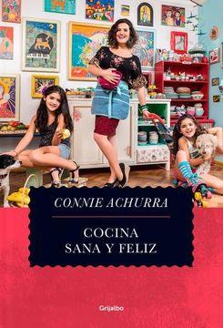 portada Cocina Sana y Feliz #1