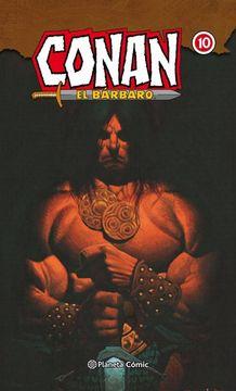portada Conan el Bárbaro (Integral) nº 10