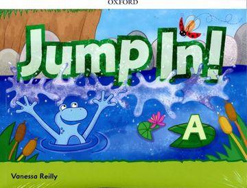 portada Jump in a Class Book (libro en Inglés)