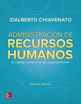 portada Administracion de Recursos Humanos