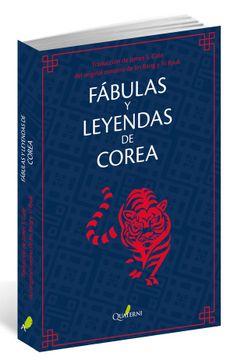 portada Fabulas y Leyendas de Corea