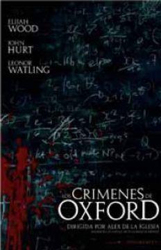 portada Los Crímenes de Oxford (Edición Especial Película) (Áncora & Delfin)