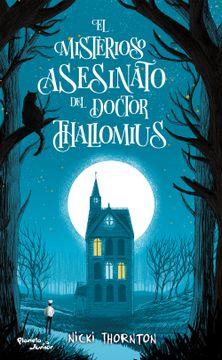 portada El misterioso asesinato del doctor Thallomius