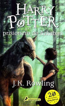 portada Harry Potter y el Prisionero de Azkaban