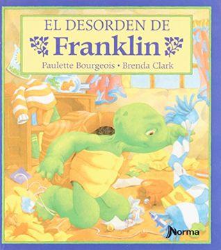 portada Desorden de Franklin, el