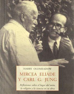 portada Mircea eliade y carl g. jung pls-163 reflexiones sobre el lu