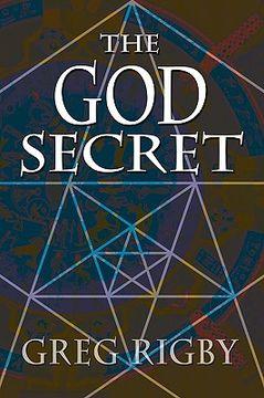 portada the god secret