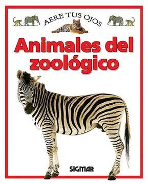 portada Animales del Zoologico