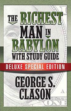 portada The Richest man in Babylon With Study Guide: Deluxe Special Edition (libro en inglés)