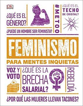 portada Feminismo Para Mentes Inquietas
