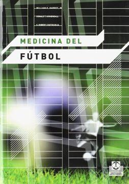 portada Medicina del Futbol