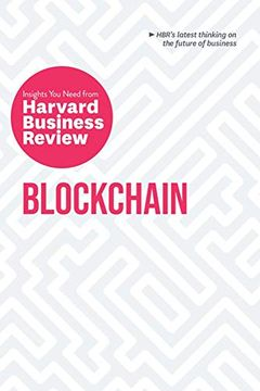 portada Blockchain: The Insights you Need From Harvard Business Review (Hbr Insights Series) (libro en Inglés)