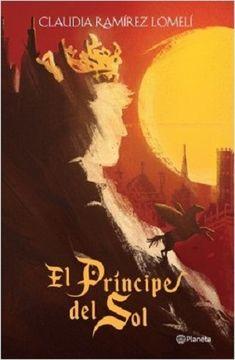portada El Príncipe del sol