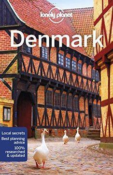 portada Lonely Planet Denmark (libro en Inglés)