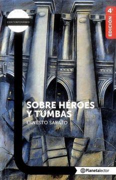 portada Sobre Heroes y Tumbas