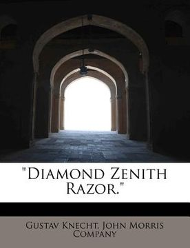 "portada ""diamond zenith razor."""