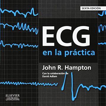 portada Ecg En La Práctica, 6e