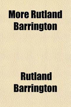 portada more rutland barrington
