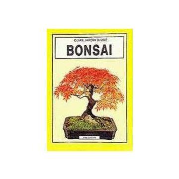 portada Bonsai, Guía Jardín Blume