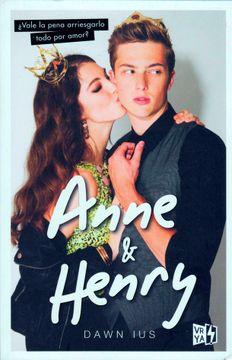 portada Anne & Henry