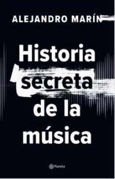 portada Historia Secreta de la Musica