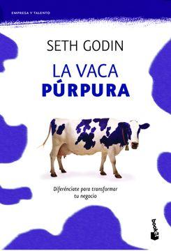 portada La Vaca Púrpura