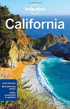 portada Lonely Planet California (Travel Guide)