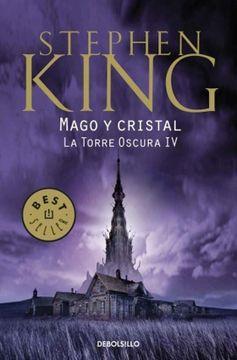 portada Mago y Cristal (la Torre Oscura #4) (b)