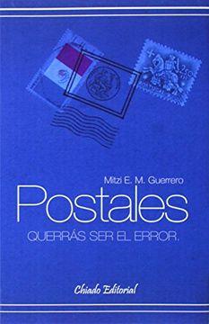 portada Postales (Literatura Juvenil)