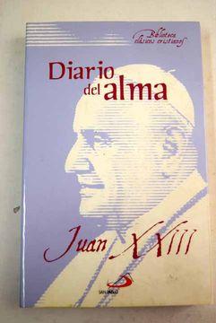 portada Diario del alma: ejercicios y notas espirituales (1895-1963)