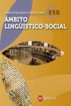 portada Diversificación curricular 1. Ámbito lingüístico-social (Libros De Texto - Educación Secundaria Obrigatoria - Lingua)