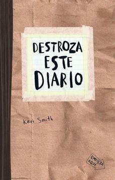 portada Destroza Este Diario ( Craft )