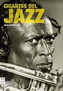 portada Gigantes del Jazz: Las Grandes Estrellas del Género (Musica ma non Troppo)