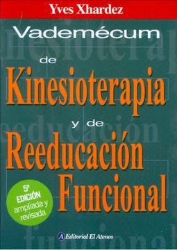 portada Vademecum de Kinesioterapia y de Reeducacion Funcional