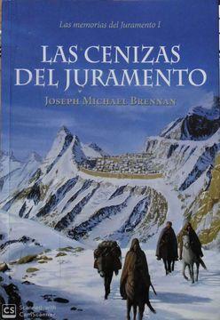 portada LAS CENIZAS DEL JURAMENTO