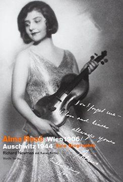 portada Alma Rose Wien 1906 - Auschwitz 1944