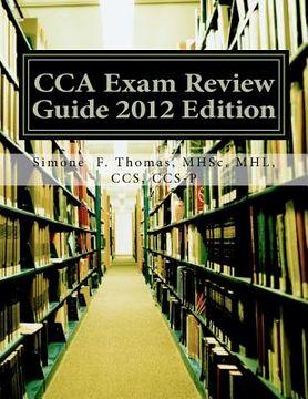 portada cca exam review guide 2012 edition