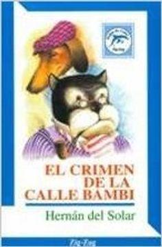 portada El Crimen de la Calle Bambi