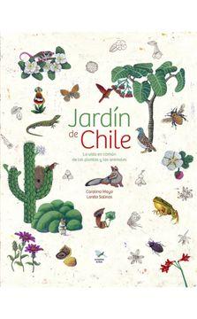 portada Jardín de Chile: La Vida en Común de las Plantas