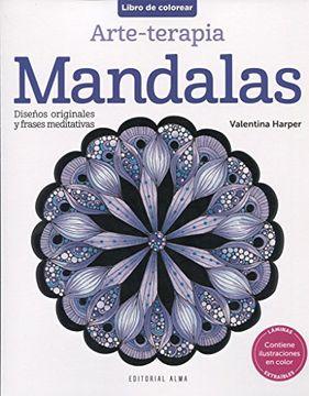 portada Mandalas (ArmonãA de Color)
