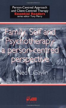 portada Family, Self and Psychotherapy: A Person-Centred Perspective (Person-centred Approach & Client-centred Therapy Essential Readers)