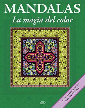 portada Mandalas. La Magia del Color 15