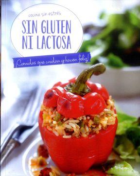 portada Cocina sin Estres: Sin Gluten ni Lactosa